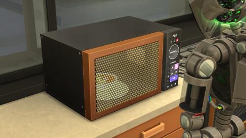 Eco Kitchen Microwave