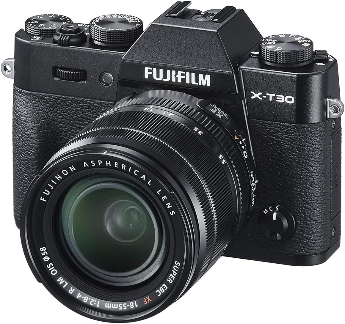 Fujifilm X-T30 for Streaming